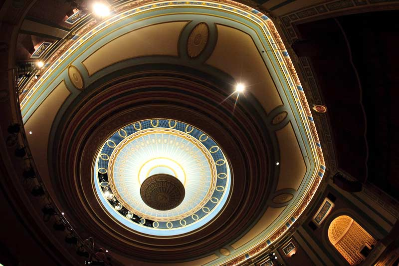 Tour The Lerner Theatre
