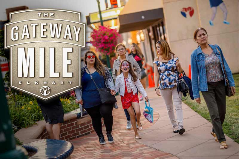 The Gateway Mile