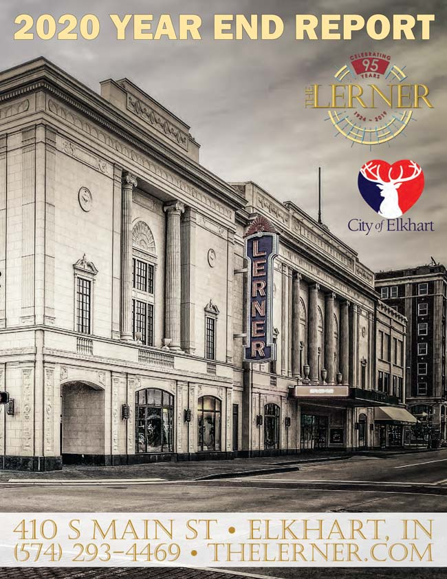 The Lerner Theatre 2020 Year End Report